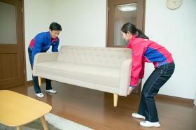 家具の移動